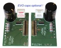 ELTIM CD-40ps MB HQ, Mosfet add-on module, 104x67mm