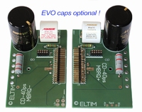 ELTIM CD-40ps MB HQ, Mosfet add-on module. Price/pair