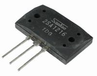 SANKEN 2SA1216Y, PNP Power transistor 200W, MT200<br />Price per piece