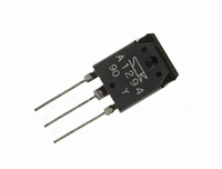 SANKEN 2SA-1294, PNP Power Transistor, 130W, MT100