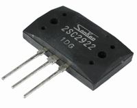 SANKEN 2SC2922Y, NPN Power transistor 200W, MT200<br />Price per piece