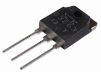 Sanken 2SC3263, NPN Power transistor, 130W, MT100