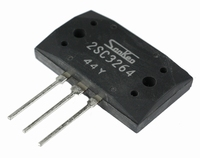 SANKEN 2SC3264O, NPN Power transistor 200W, MT200<br />Price per piece