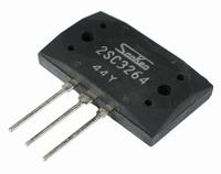Sanken 2SC3264O, NPN Power transistor, 200W, MT200