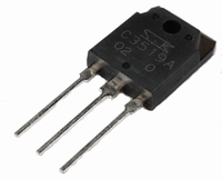 SANKEN 2SC3519, NPN Power transistor 130W, MT100<br />Price per piece