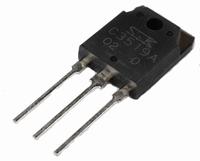 SANKEN 2SC3519, NPN Power transistor 130W, MT100<br />Price per piece