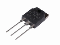 Sanken 2SC6145AY, NPN Power transistor, 260V, 15A, 160W, MT1<br />Price per piece