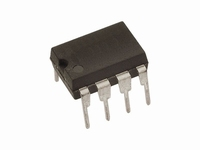 THAT1206P08, InGenius® Bal. Input Line Receiver,-6dB, DIP8<br />Price per piece