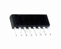 THAT 2181CL08, Blackmer VCA, -90/+30dB (0.02% THD), SIP8
