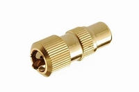 KACSA TV-1114G, TV male connector<br />Price per piece