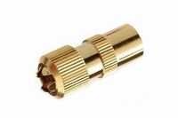 KACSA TV-1115G, TV female connector<br />Price per piece