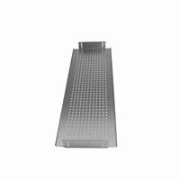MODU 1BASE0105, Slimline, inner pierced base,160mm