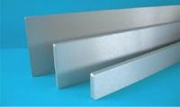 MODU HighEnd 10mm brushed aluminium front plate
