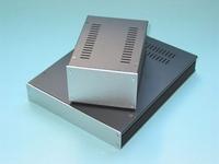 MODU Galaxy Maggiorato 3mm geborstelde aluminium frontplaat<br />Price per piece