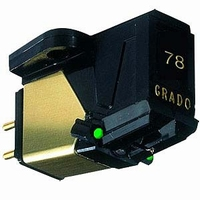 GRADO 78-C+1 3 MIL MONAURAL, Cartridge
