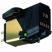 GRADO PRESTIGE 78-E+1 3 MIL MONAURAL, Cartridge