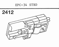 NATIONAL EPC-34 STBD, Cartridge<br />Price per piece