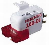 PICKERING 150-DJ RED CONICAL, Cartridge <br />Price per piece