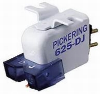 PICKERING 625-DJ BLUE ELLIPT., Cartridge