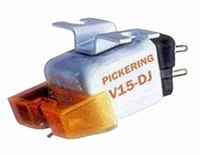 PICKERING V-15 DJP + 2X DDJ, Cartridge