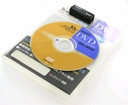 NAGAOKA DVL-803 DVD CLEANER<br />Price per piece