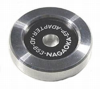 NAGAOKA AD-653, 45 RPM SPINDLE METAL<br />Price per piece