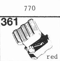 A.D.C. 770 Stylus, DS