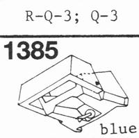 A.D.C. R-Q 3COPY Stylus, diamond, stereo