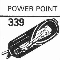 ACOS GP-79 POWERPOINT stylus, sapphire, stereo