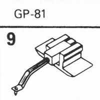 ACOS GP-81 Stylus, diamond, stereo