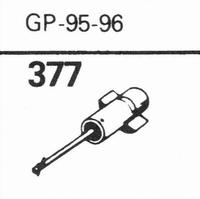 ACOS GP-95/96 DOUBLE DIAMOND Stylus, diamond, stereo 2x