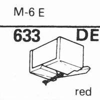 ACOS M-6 E Stylus, diamond, elliptical