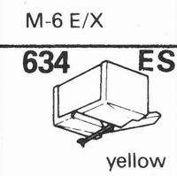 ACOS M-6 EX Stylus, ES<br />Price per piece
