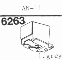 AIWA AN-11 Stylus, diamond, stereo