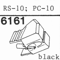 AKAI RS-10 Stylus, diamond, stereo