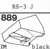 AKAI RS-3 J Stylus, diamond, stereo