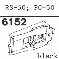 AKAI RS-50 Stylus, diamond, stereo, original
