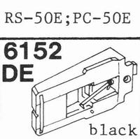 AKAI RS-50 E Stylus, diamond, elliptical, original