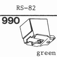 AKAI RS-82 Stylus, diamond, stereo