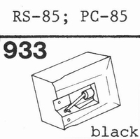 AKAI RS-85, PC-85 Stylus, diamond, stereo