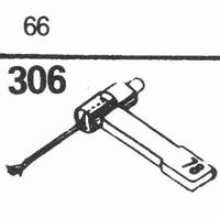 ALLPHON 66 Stylus, sapphire normal (78rpm) + sapphire stereo