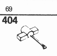 ALLPHON 69-1 SINGLE TIP Stylus, diamond, stereo