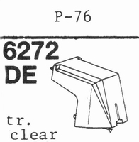 ANDANTE P-76 Stylus, diamond, elliptical