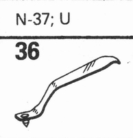 ASTATIC N-37; U Stylus, DS<br />Price per piece