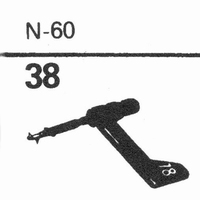 ASTATIC N-60 Stylus, SN/DS<br />Price per piece