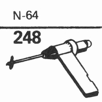 ASTATIC N-64 Stylus, SN/DS<br />Price per piece
