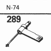 ASTATIC N-74 Stylus, SN/DS