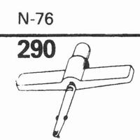 ASTATIC N-76 Stylus, diamond, stereo