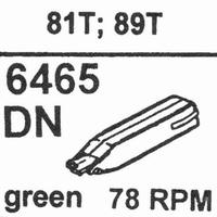 ASTATIC POWERPOINT 81T, 89T  Stylus, DN-78RPM