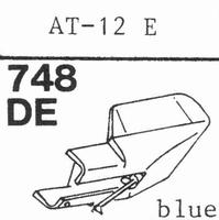 AUDIO TECHNICA AT-12 E, ATS-12 Stylus, diamond, elliptical